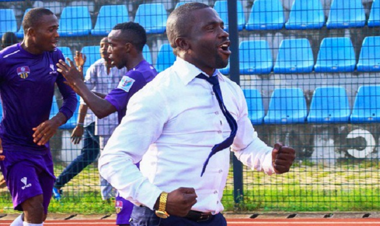 MFM FC Coach Fidelis upbeat after draw at Real Bamako