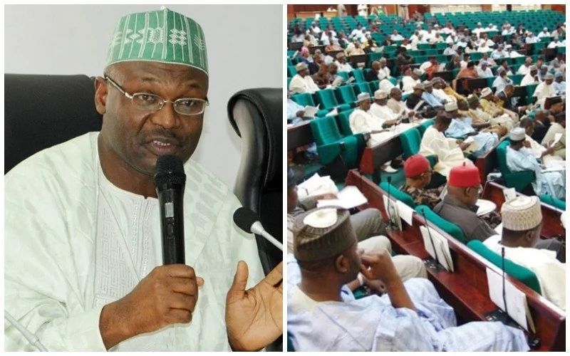 2019 Election: INEC will not be constrained – National Assembly