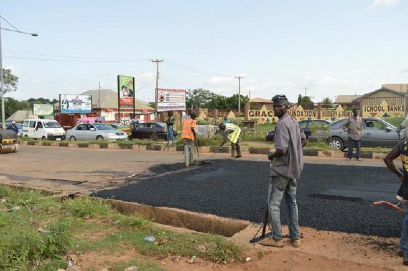 Kwara govt commences rehabilitation of roads