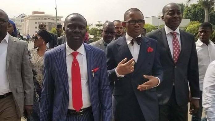 DSS invites IBB's spokesman, Kassim Afegbua