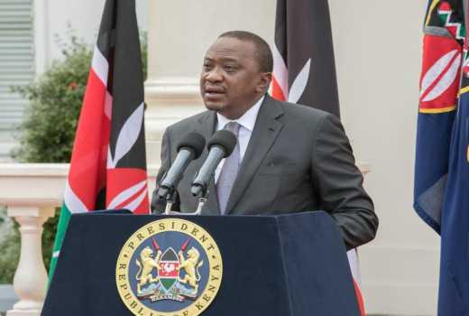 No longer business as usual, Kenyatta warns new cabinet secretaries