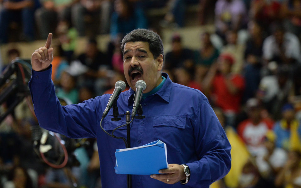 Venezuela sets presidential vote for April 22