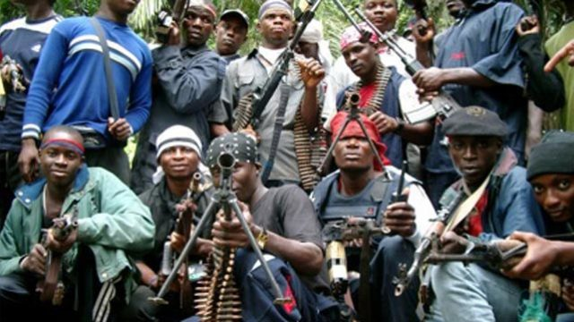Militancy : Don Wanney's men, others surrender arms to Imo govt.