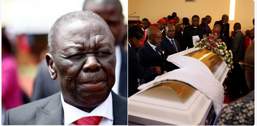 Zimbabweans pay tribute to late opposition leader, Morgan Tsvangirai