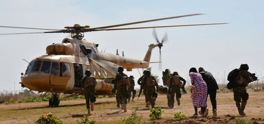 Farmers/herdsmen clashes : Air Force to establish base in Taraba