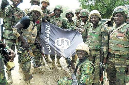 Army says destroys Boko Haram's tactical ground in Sambisa Forest