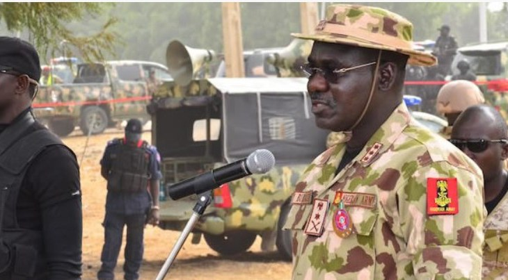 Boko Haram now completely defeated, says Army