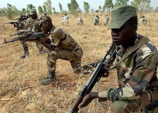Army kills Boko Haram terrorists in Yobe