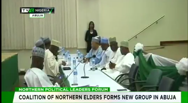 Coalition of Northern Elders forms new group in Abuja