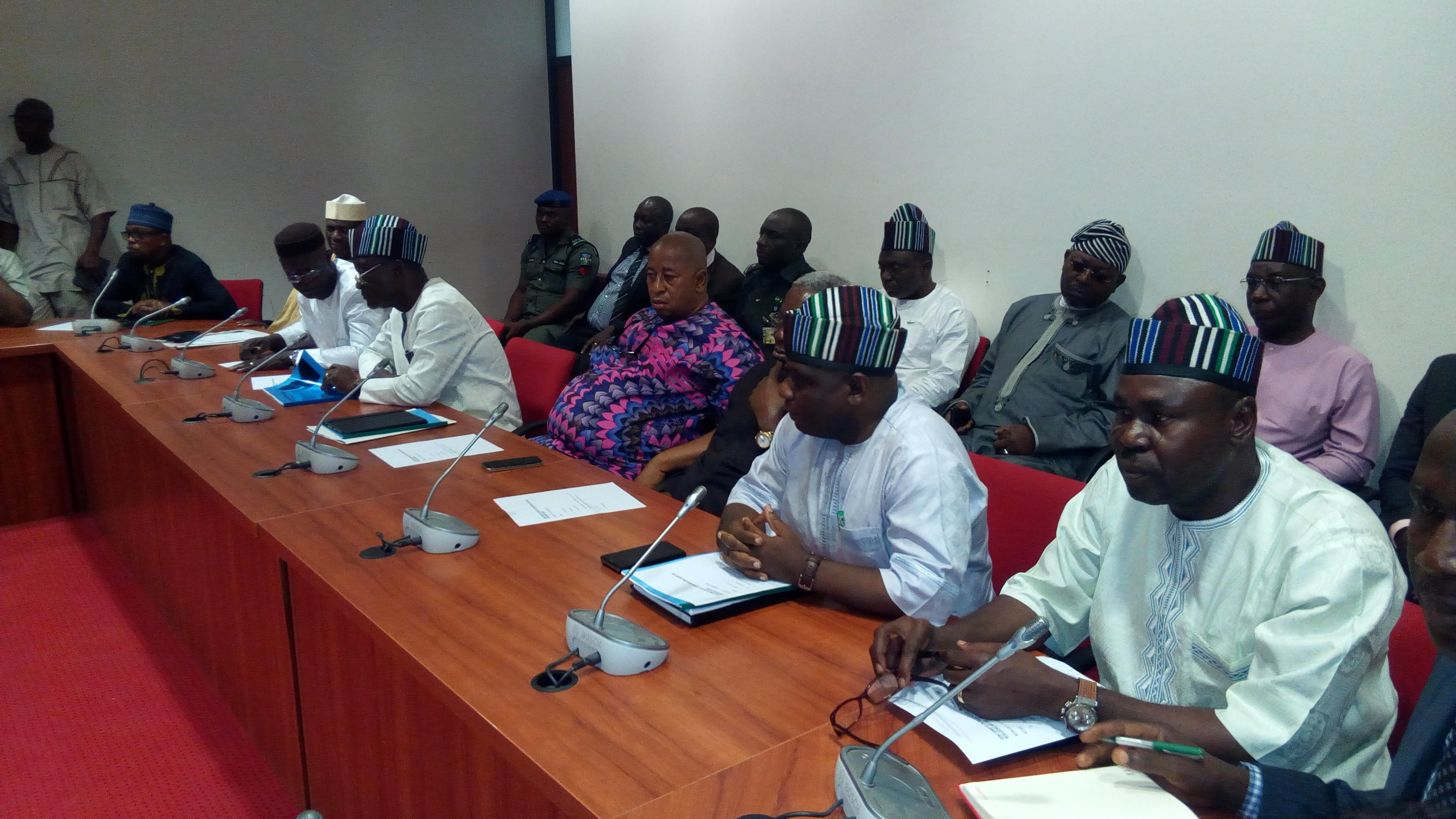 Benue killings: Ortom appears before Senate Committees