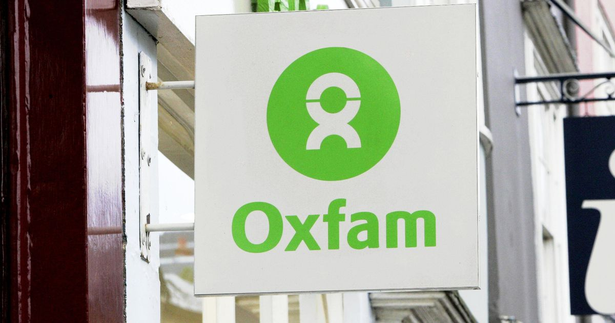British Aid department meets with Oxfam