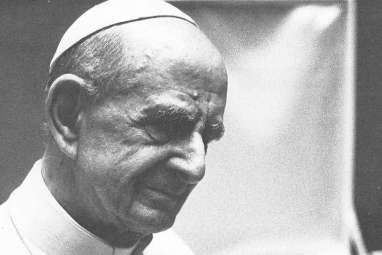 Late Pope Paul VI to be made saint this year, Pope Francis says
