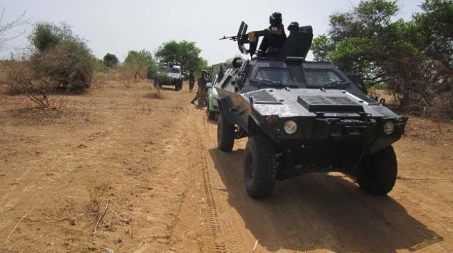 Army rescues 46 captives, destroys another camp in Sambisa forest