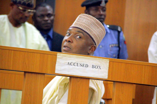 Ex-CCB Commissioner testifies in Saraki's confidence