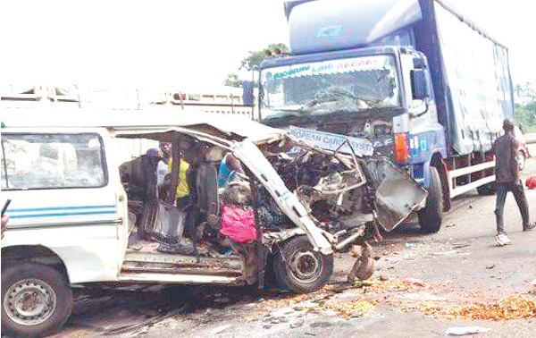 Kano tragedy : 23 students killed in road accident