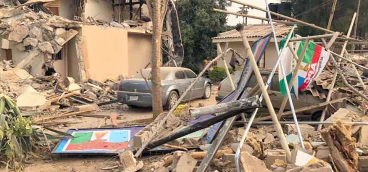 Why factional APC secretariat was demolished – Kaduna govt.