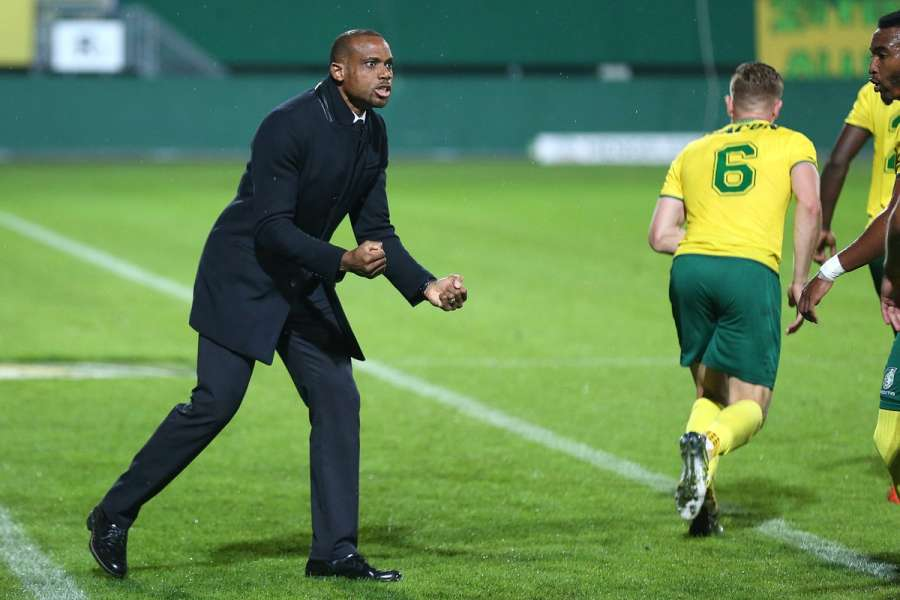 Dutch side Fortuna Sittard sack Sunday Oliseh citing 'culpable actions'