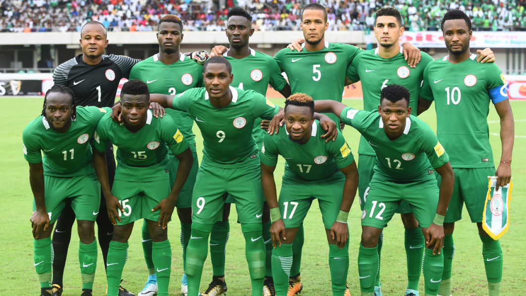 Nigeria drop one place from 51st to 52nd in the world