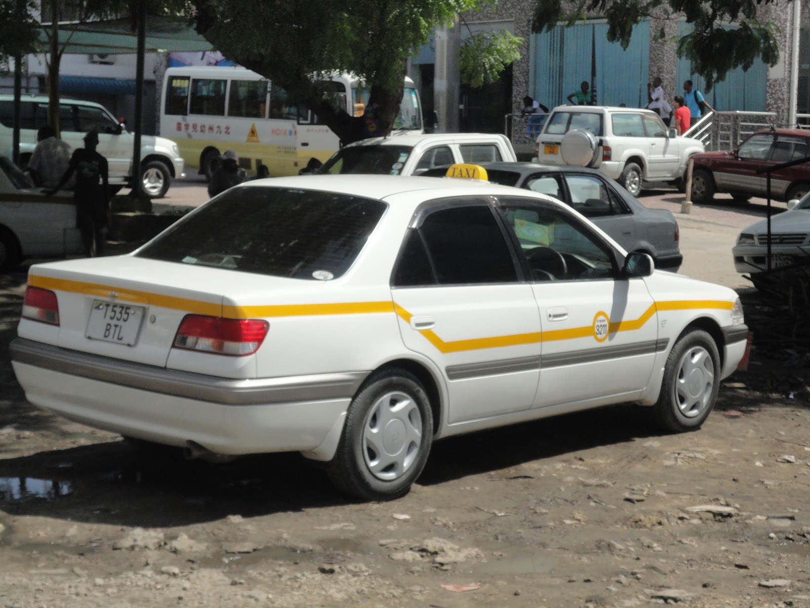 Another taxi-hailing service joins battle for customers in Tanzania