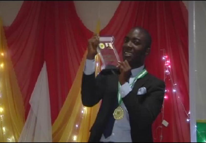 Development journalism : Southern Kaduna honours TVC News' Tesem Akende