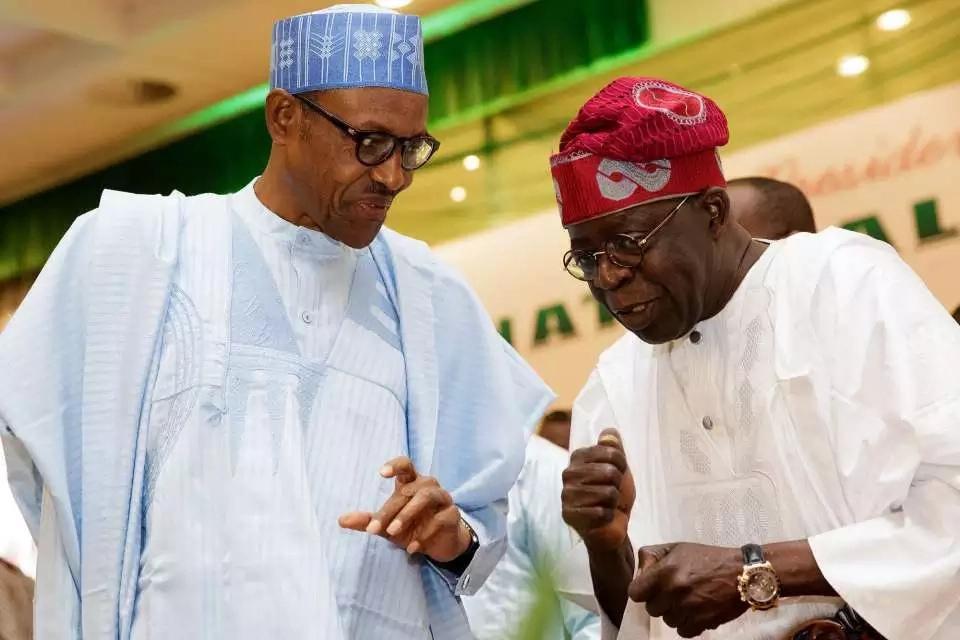 UPDATE : Buhari designates Tinubu to reconcile aggrieved APC members