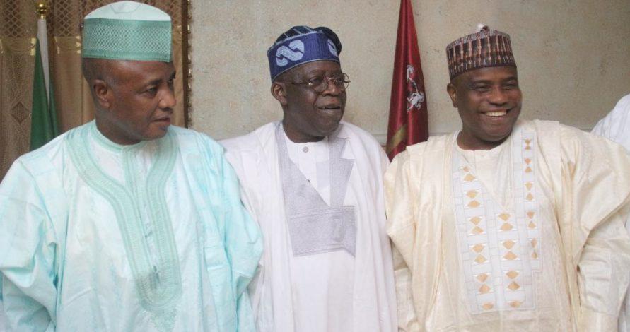 APC reconciliation committee : Asiwaju Bola Tinubu visits Sokoto