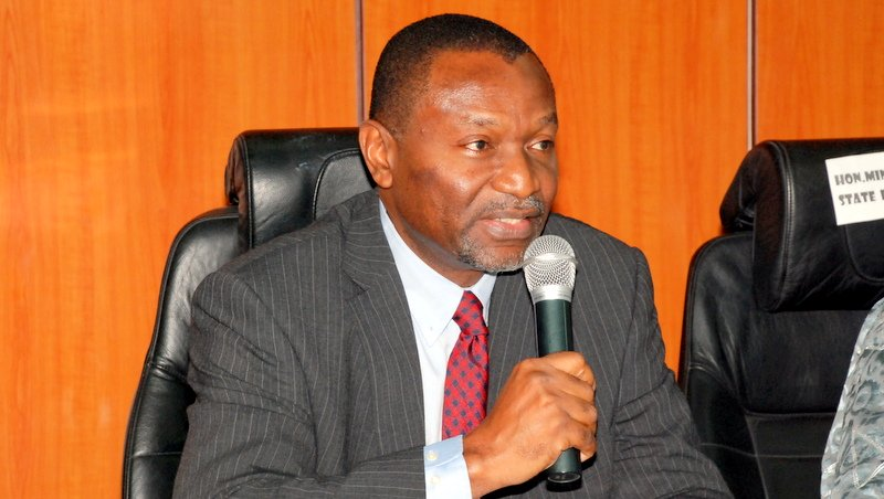Udoma urges NOA to sensitize Nigerians on FG's Recovery plan