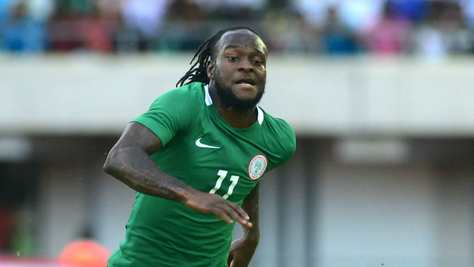 Victor Moses wins NFF Player of the Year Award