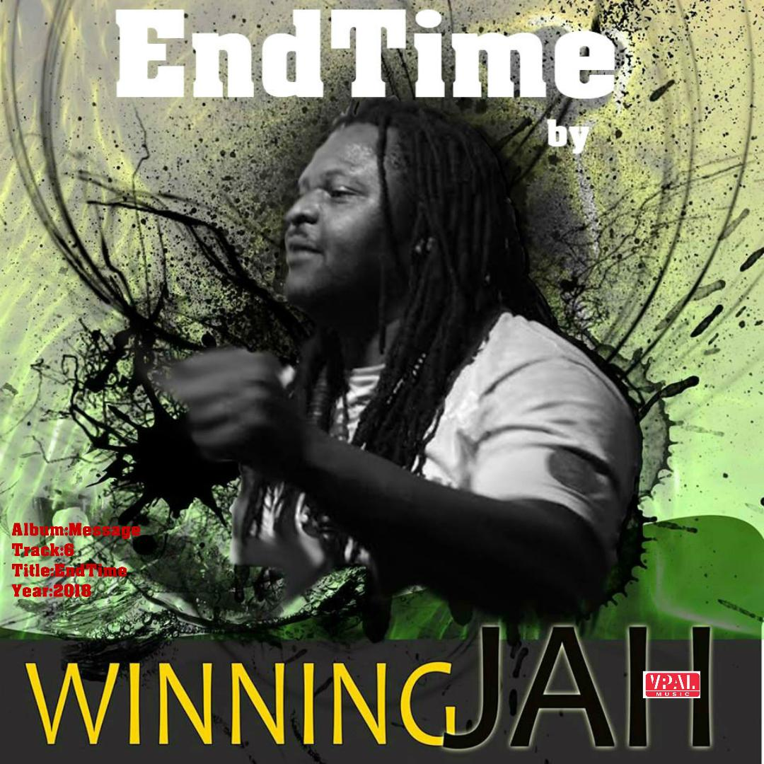 "Reggae star, Winning Jah, releases new album, ""End Time"""