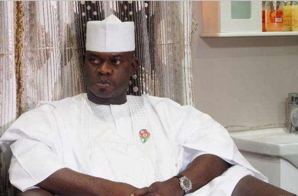 Tithes' comment: Yahaya Bello apologises to Catholic bishops