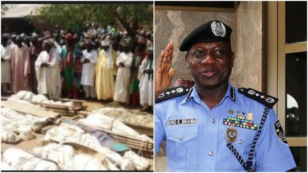 Zamfara killings: Police arrest three suspects