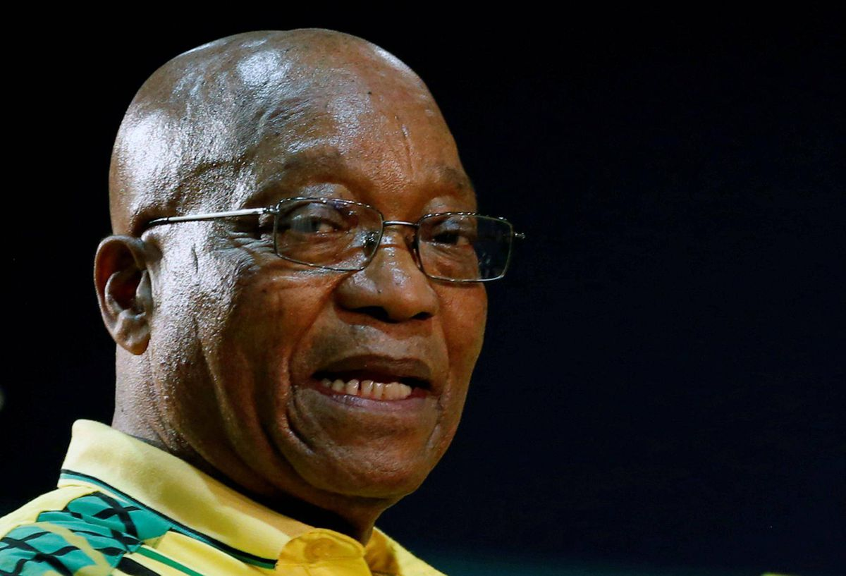 Zuma's spokesman denies report of his resignation
