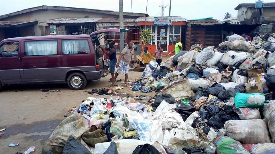 Lagos ready to tackle illegal dumps through traders