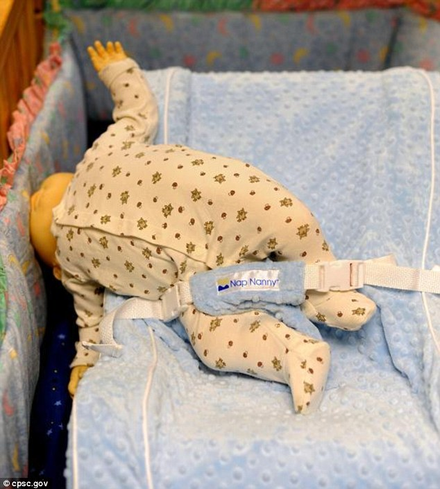 More U.S. babies dying of suffocation, often in bed