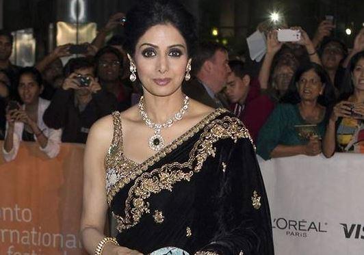 Legendary Indian actress Sridevi dies of cardiac arrest