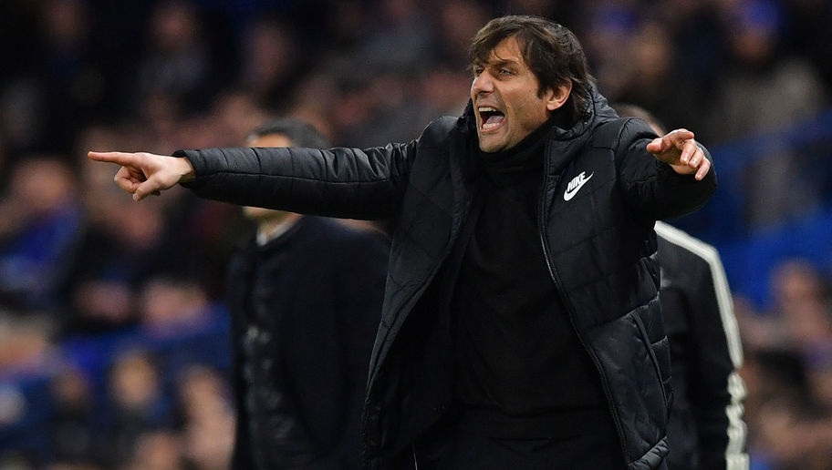 UEFA CL : Conte happy with Chelsea performance against Barca