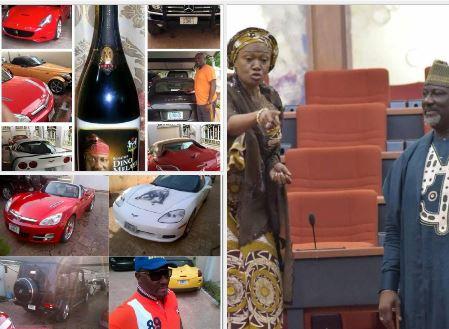 Dino Melaye over dresses, yet talks about corruption– Oluremi Tinubu