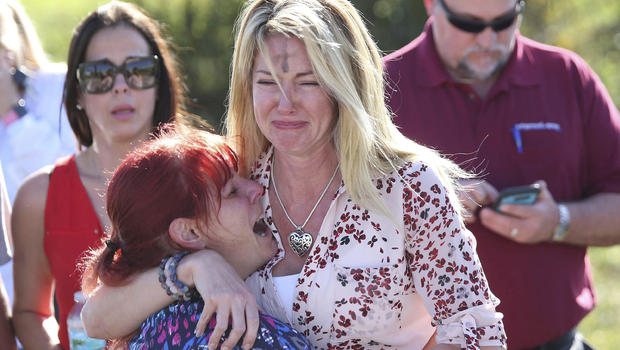 Florida shooting : U.S. Health and Human Services underscores mental health