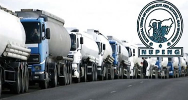 NUPENG urges FG to dialogue with petroleum marketers