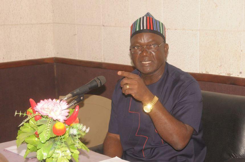 I am no longer leaving the APC – Benue state governor