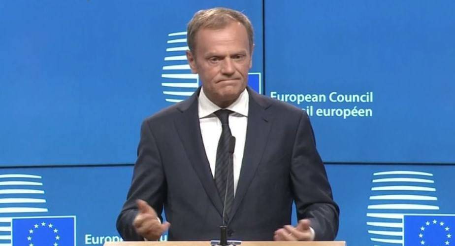 EU President slams UK's Brexit plans as 'pure illusion'