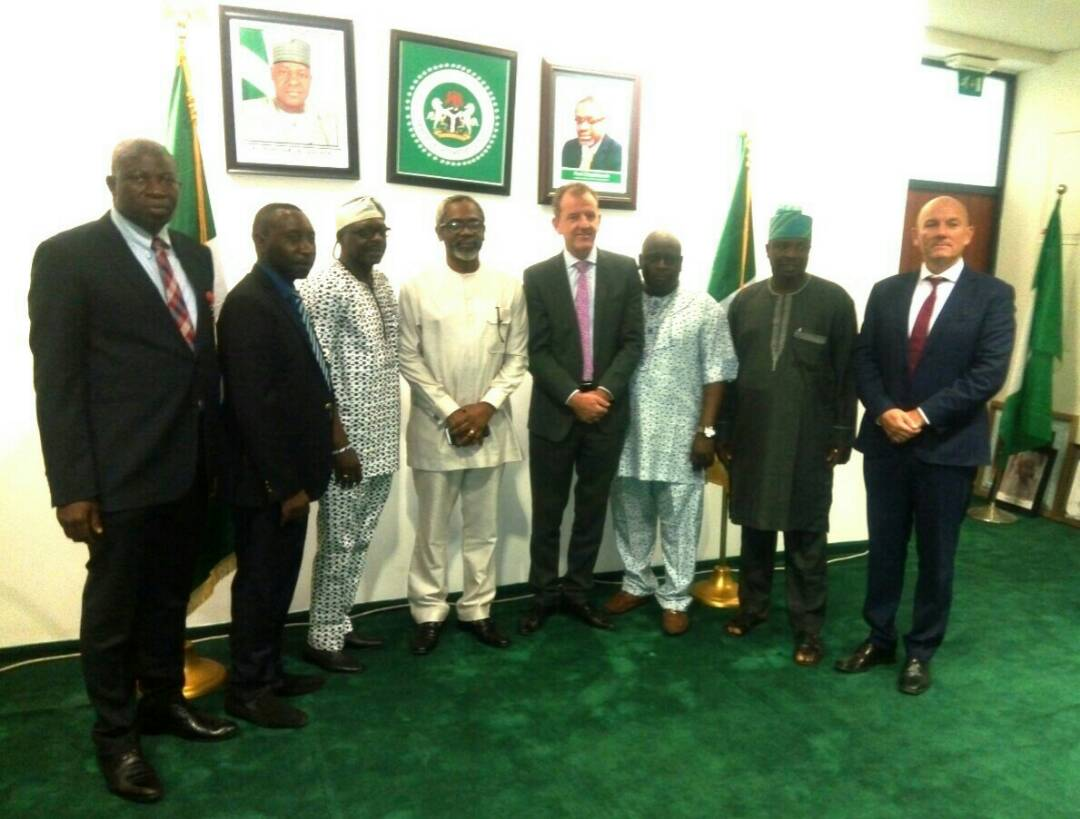 TVC Communications CEO visits key government establishments in Abuja