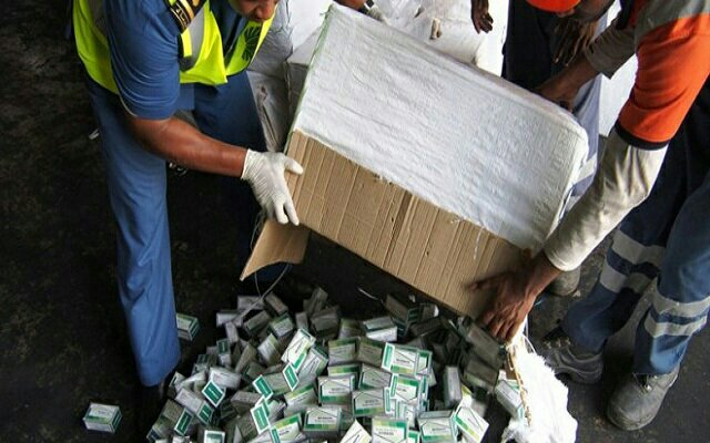 Sokoto Customs boss links illicit drugs to spike in crime