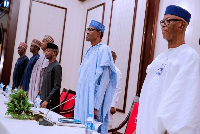 Buhari rejects tenure elongation for Oyegun, other officials