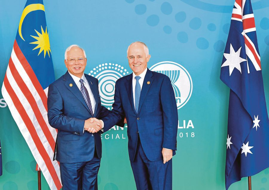 Leaders welcomed to ASEAN-Australia Special Summit in Sydney
