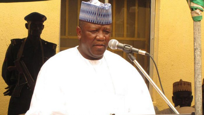Yari inspects projects, vows to ensure completion