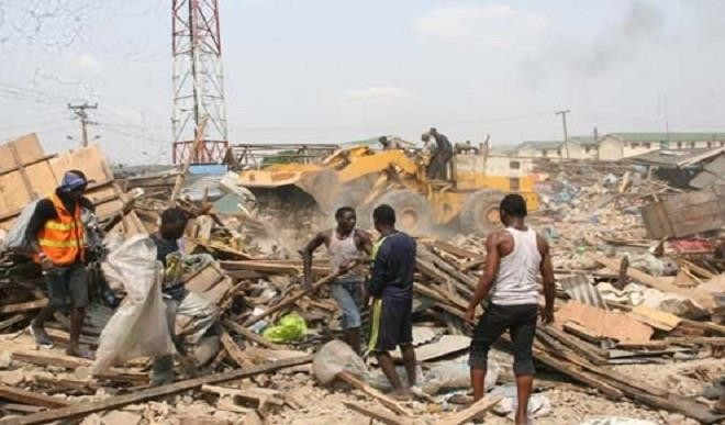 Indigenes protest demolition of Gosa market in Abuja
