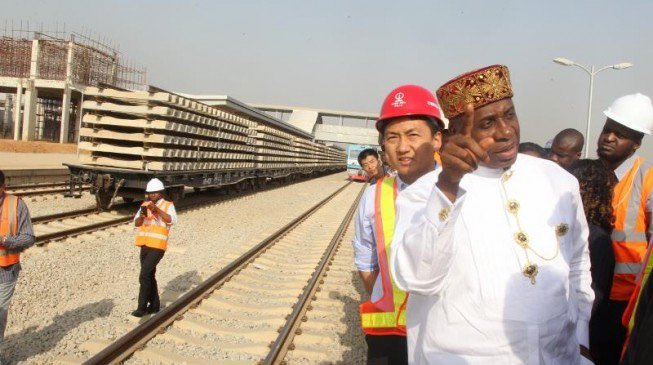 Approval for distribution of rail tracks not linked to ethnicity – Amaechi