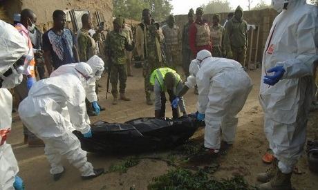 Four attackers kill selves, one other person in Maiduguri