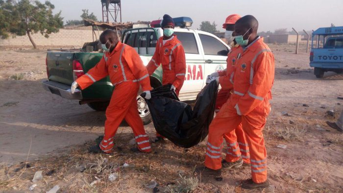 Two suicide bombers killed, nine injured in Maiduguri blast